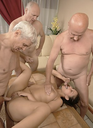 Teen Foursome Porn Pictures